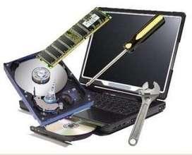 mantimiento de pc y portatiles a domicilio madd