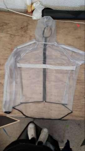 chaqueta plastica