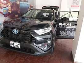 RAV 4 HYBRID FULL 4X2 2019  / TEST DRIVE / OCASION