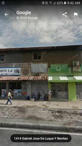 Venta de Local Comercial en Luque, Centro de Guayaquil