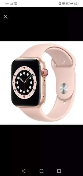 Iphone 8 + reloj