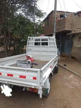 Camioneta nissan