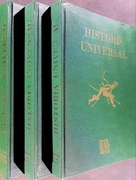 La Aventura del Hombre en la HISTORIA UNIVERSAL
