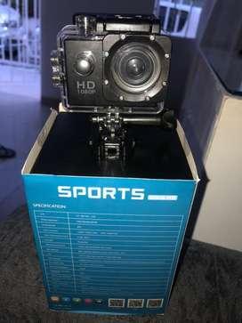 Camara web sports