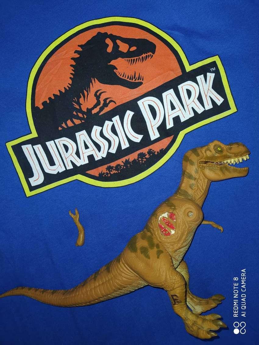 Jurassic park DINOSAURIO t rex jurassic world
