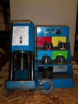Grafadora De Manguera Dayco Np60 1.1/4  parker aeroquip gates