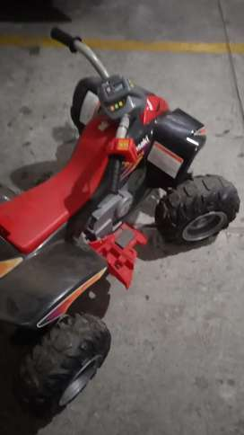 Cuadron a bateria Kawasaki
