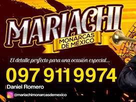 Mariachi Monarcas de esmeraldas