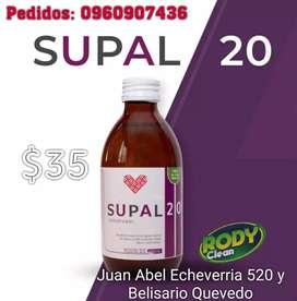 SUPAL 20 distribuidor autorizado