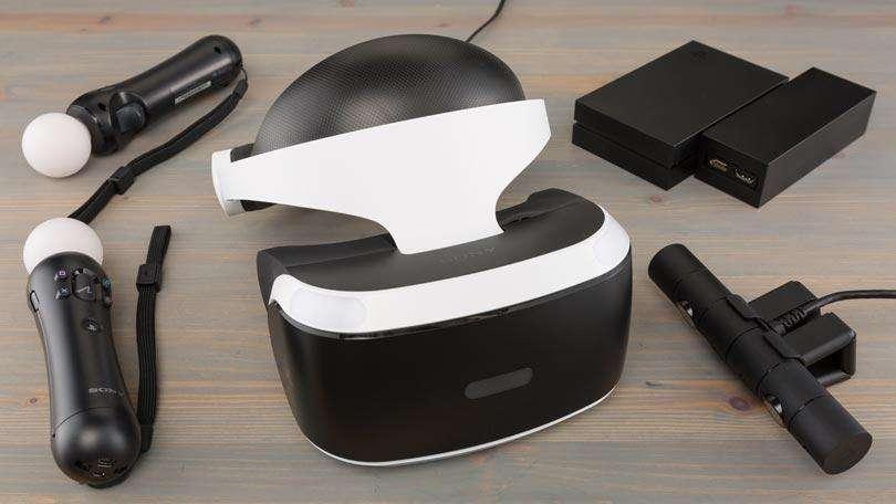 Playstation Vr Gafas de Realidad Virtual 0