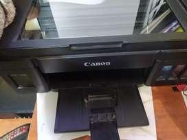 Impresora multifuncional cannon G2100