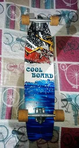 Longboard cruiser ,skate