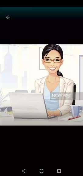 Busco empleo administrativo o en ventas