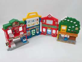 Casa Interactiva Fisher Price