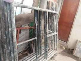 Venta de andamios usados