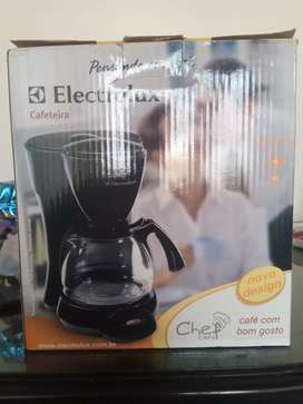 Cafetera Electrolux