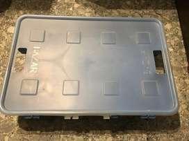 Cajón plástico organizador