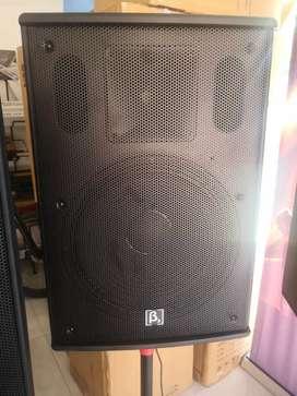 Cabina activa B3 N15A-MP3-2