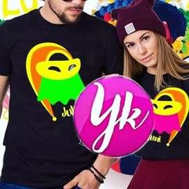 T-shirt carnavalera unisex