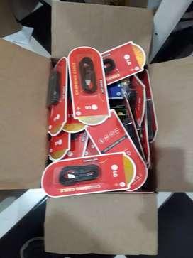 Cable puerto USB CARGA RAPIDADA 25w para SAMSUNG..LG..MOTOROLA