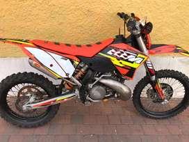 Ktm 300 2t año 2009