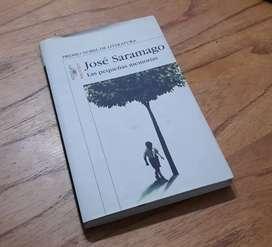 Libro José Saramago - Las pequeñas memorias