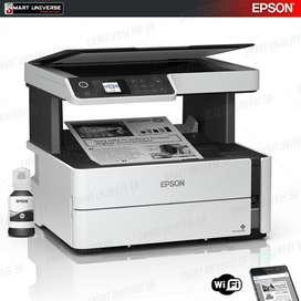 Impresora Epson M2170 Wifi Tintacontinua Original B/n Duplex
