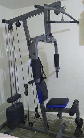 maquina multifuncional  maraca sport fitness de segunda