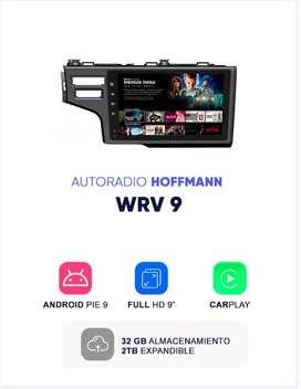 Autoradio Android 9.1 Homologado Honda WRV 9 CarPlay Hoffmann