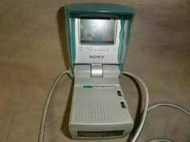 Televisor Portátil Sony Made In Japón