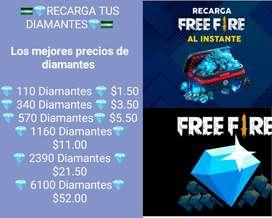 FREE FIRE ECUADOR