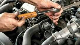 Servicio de mecánico automotriz a domicilio