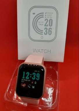 Reloj Pulsera Inteligente para deportes Y68 Bluetooth.
