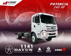 Camión DAYUN 1141 año 2020