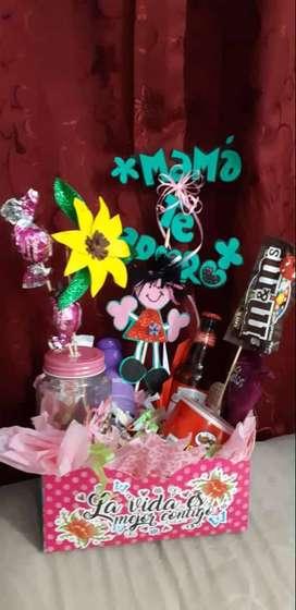 Anchetas y bolsas de regalo personalizadas Patty