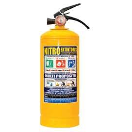 Extintor ABC 5 Lbs recargado