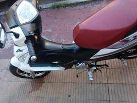 Vendo Gilera smash tuning 110 R