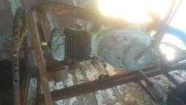Vendo permuto carting antiguo 150cc 2tiempo