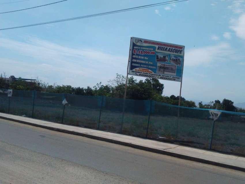 VENTA DE LOTES EN ASCOPE  CON CONSTRUCCIÓN DE TECHO PROPIO 0