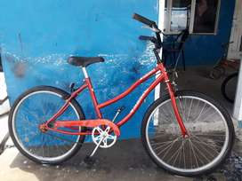 Vend bici playera rod 24 en buen estado