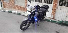 Vendo Moto Apache TVS 180