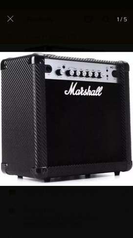 Amplificador de Guitarra Marshall 15 Wat