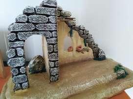 Portal de Belén Navideño