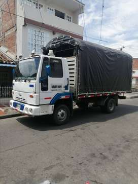 camion ford cargo 915 con motor nissan 175