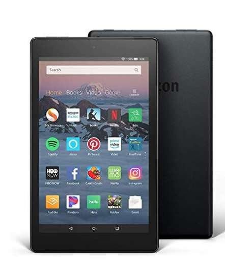 """Tablet All-new Fire Hd 8"""" Tablet With Alexa, 8 Hd Display 0"""