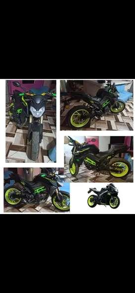 Moto Ranger 250Cfz