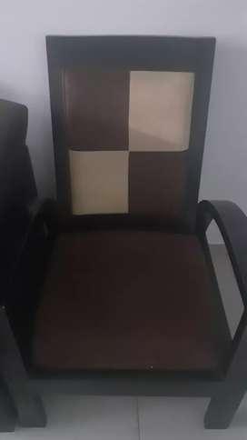 Venta dos sillas de sala