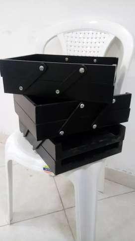 Portapapeles plegable x 3 unidades
