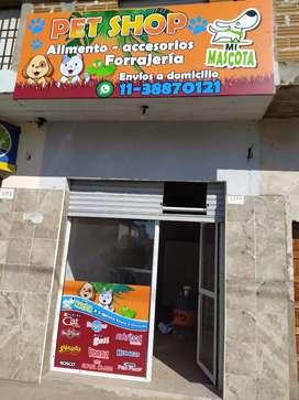 VENDO FONDO DE COMERCIO