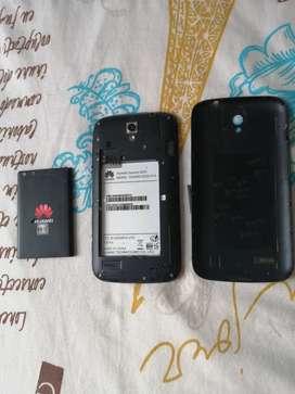 Display y bateria huawei G-610